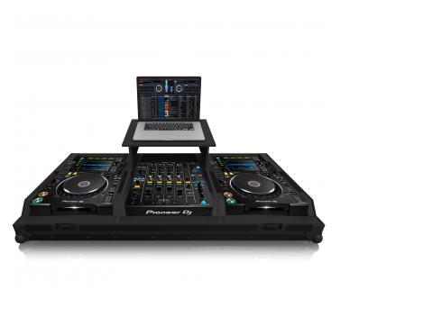 Zomo Flightcase Set 2900 MK2 Plus NSE für 2 x Pioneer CDJ-2000NXS und 1 x Pioneer DJM-900NXS