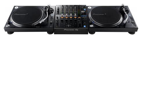 Pioneer PLX Set 3 - 2 x PLX-1000 + 1 x DJM-750MK2