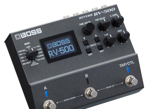 Boss RV-500