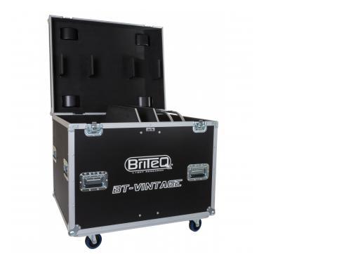 Briteq Flightcase für 2 x BT-Vintage