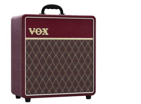 Vox AC4C1-12 Maroon Bronco Ltd.