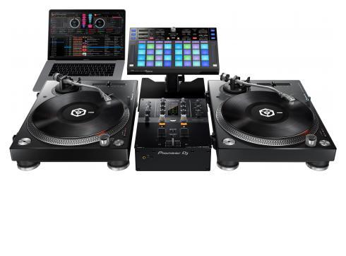 Pioneer PLX Set 4 - 1 x DJM-250MK2 + 2 x PLX-500-k + 1 x DDJ-XP1