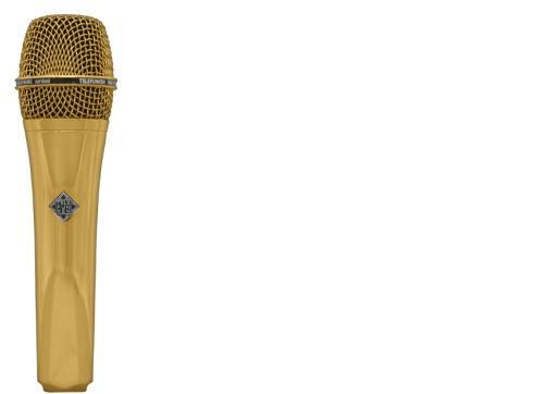 Telefunken M80 Gold