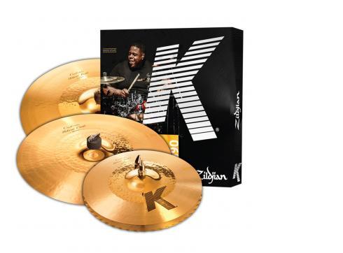 Zildjian K-Custom Hybrid Cymbal Set