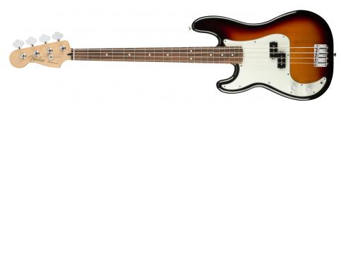 Fender Player Precision Bass LH PF 3CS