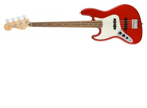 Fender Player Jazz Bass LH PF SRD