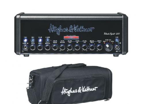 Hughes & Kettner Black Spirit 200 inkl. Softbag